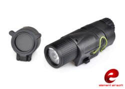 ELEMENT TORCIA LED M3X TACTICAL LONG CON ATTACCO RAPIDO NERA