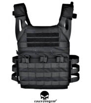 EMERSON JUMPABLE LIGHTWEIGHT PLATE CARRIER NERO