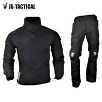 JS WARRIOR UNIFORME NERA COMBAT