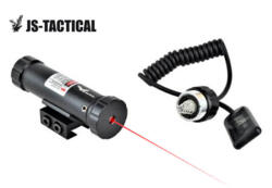 JS-TACTICAL LASER FULL METAL CON ATTACCO WEAVER E REMOTO