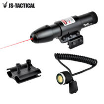 JS-TACTICAL LASER FULL METAL CON ATTACCO WEAVER O CANNA E REMOTO