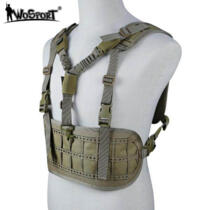 WOSPORT TACTICAL ONE-POINT SLING VEST TAN