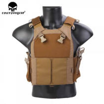 EMERSON GEAR TACTICAL VEST LV-MBAV PC COYOTE BROWN