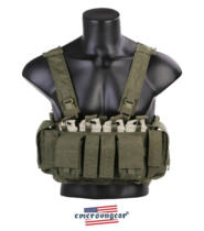 EMERSON GEAR BLUE LABEL TACTICAL CHEST RIG MF STYLE UW GEN IV