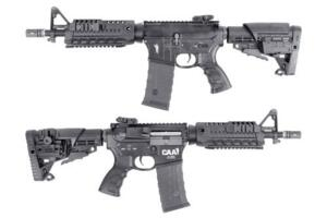 CAA M4 SHORT TACTICAL RIS BLACK