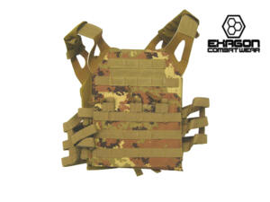 EXAGON JUMPABLE LIGHTWEIGHT PLATE CARRIER VEGETATO
