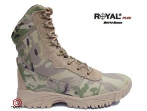ROYAL PLUS ANFIBI COMBAT MULTICAM