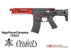 VFC AVALON LEOPARD CQB RED