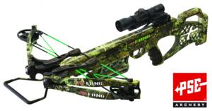 PSE BALESTRA FANG LT 330 fps CAMO FULL KIT - NEW 2017
