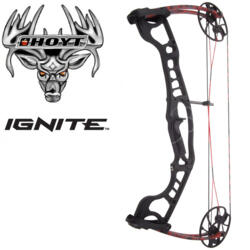 HOYT ARCO COMPOUND IGNITE RED EMBER  15-70 lbs