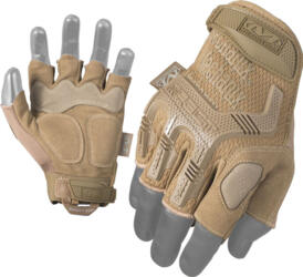 MECHANIX WEAR FINGERLESS COYOTE NEW