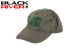 BLACK RIVER CAPPELLO VERDE OD